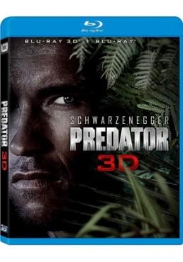 Depredador (Blu-Ray - 3D) (Predator)