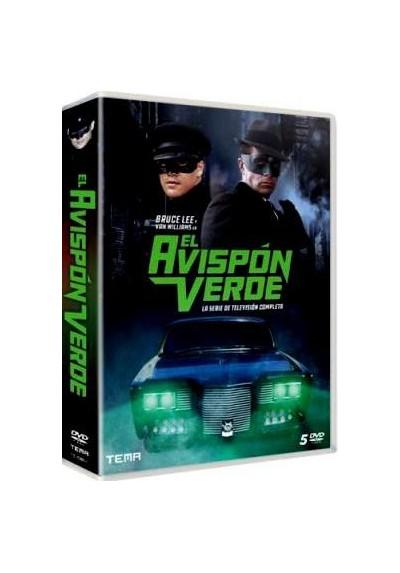 El Avispon Verde - Serie Completa (The Green Hornet)
