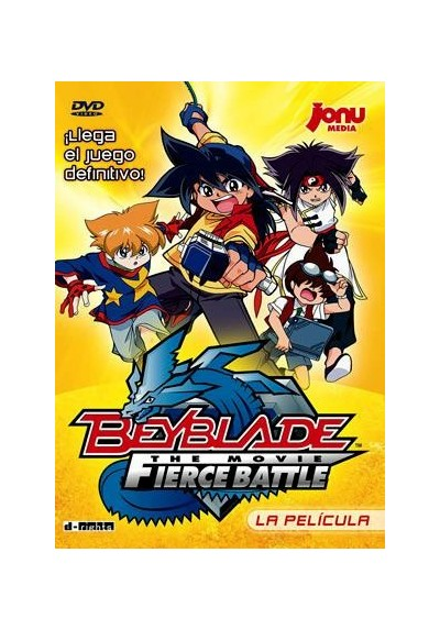 Beyblade, La Película (Beyblade, The Movie)