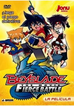 Beyblade, La Película (Beyblade, The Movie)
