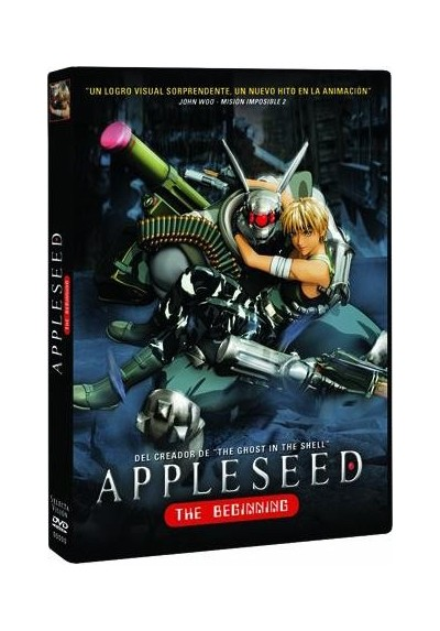 Appleseed, The Beginning (Appurushîdo)