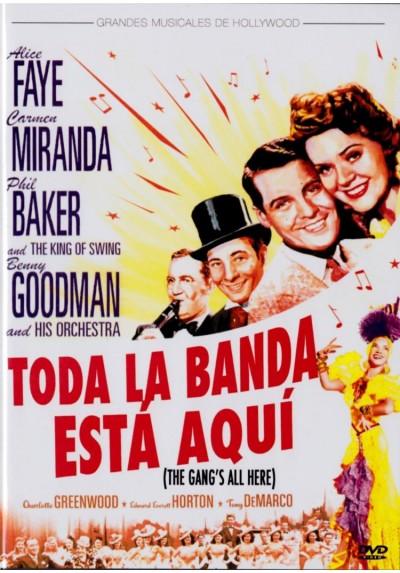 Toda La Banda Está Aquí (V.O.S.) (The Gang´s All Here)