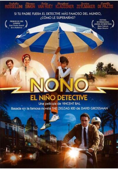 Nono, el niño detective (Nono, het Zigzag Kind)