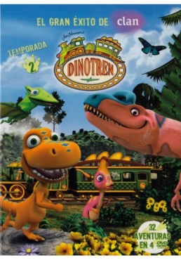 Dinotren - 2ª Temporada (Dinosaur Train)