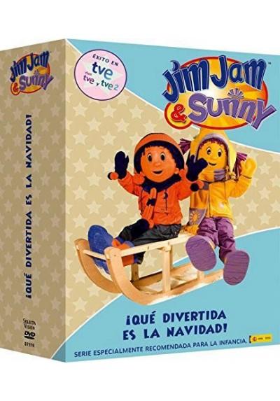 Jim Jam & Sunny - Qué Divertida Es La Navidad!