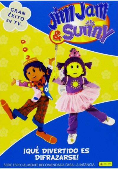 Jim Jam & Sunny - Qué Divertido Es Disfrazarse