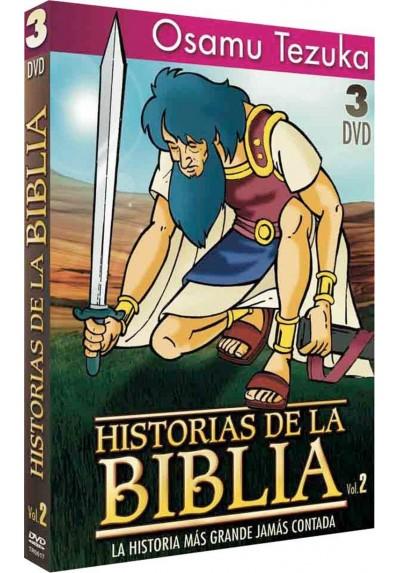 Historias de la Biblia Vol.2