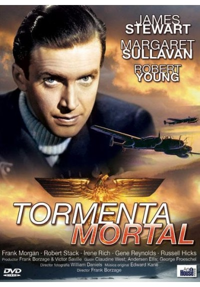 Tormenta Mortal (The Mortal Storm)