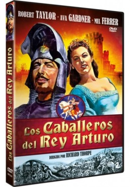 Los Caballeros Del Rey Arturo (Knights Of The Round Table)