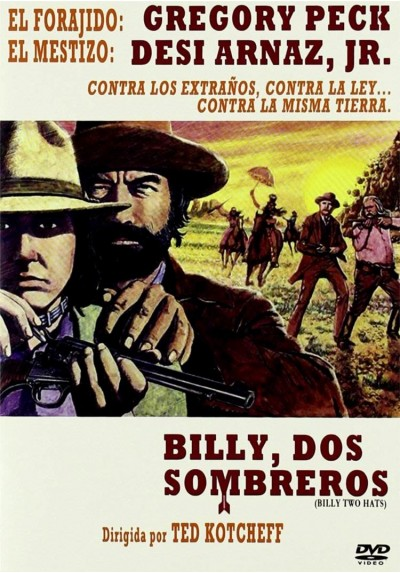 Billy, Dos Sombreros (Billy Two Hats)