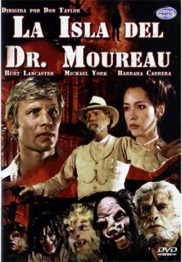 La Isla del Doctor Moreau (The Island of Dr. Moreau)