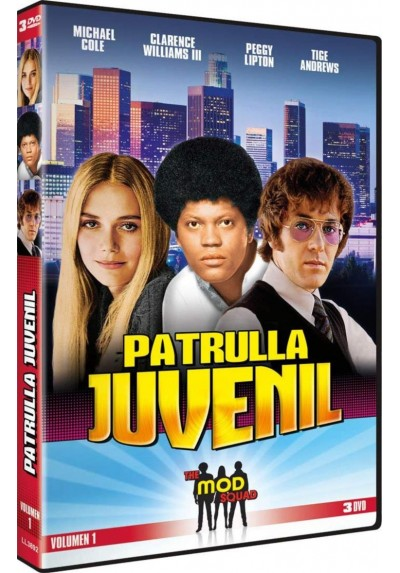 La Patrulla Juvenil - Vol. 1 (The Mod Squad)