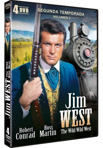 Jim West: 2ª Temporada - 2ª Parte