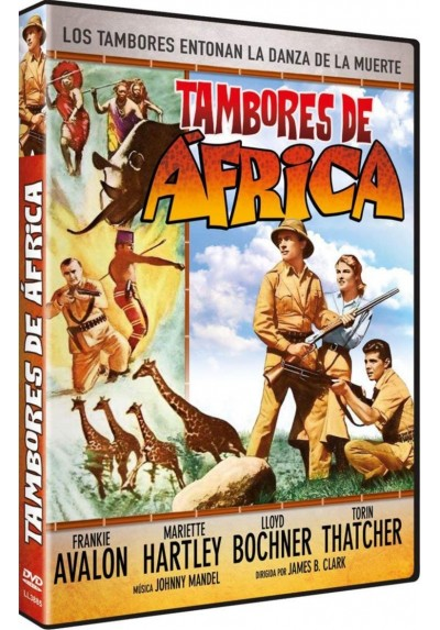 Tambores De Africa (Drums Of Africa)