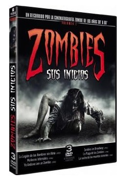 Pack Zombies Sus Inicios - Vol. 1