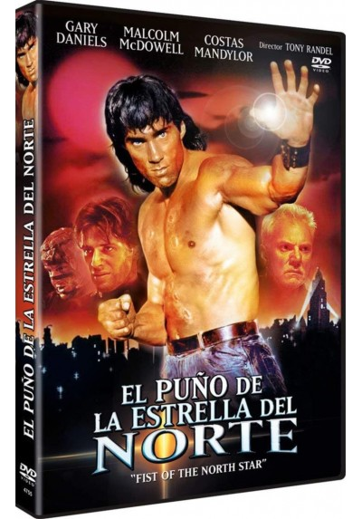El Puño De La Estrella Del Norte (Fist Of The North Star)
