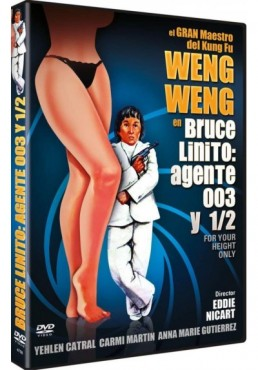Bruce Linito: Agente 003 Y 1/2 (For Y'Ur Height Only)