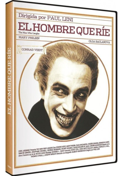 El Hombre Que Rie (The Man Who Laughs)