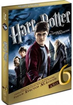Harry Potter Y El Misterio Del Príncipe (Ed. Libro) (Blu-ray) (Harry Potter And The Half-Blood Prince)