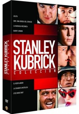 Pack Stanley Kubrick - Colección (2016)