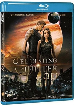 El Destino De Jupiter (Blu-Ray 3d + Blu-Ray) (Jupiter Ascending)