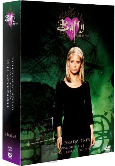 Buffy Cazavampiros, Temporada 3