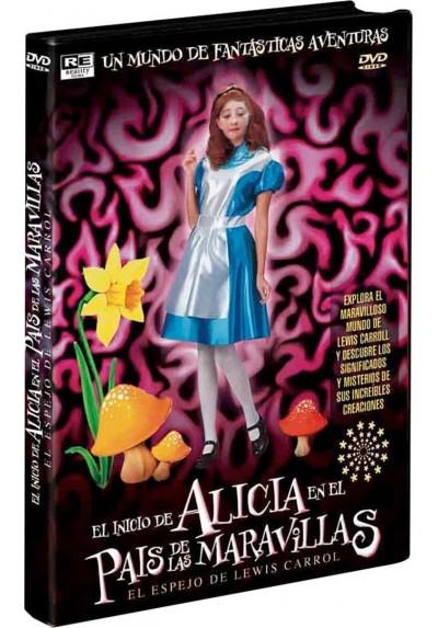El Inicio de Alicia en el País de las Maravillas, el Espejo de Lewis Carroll