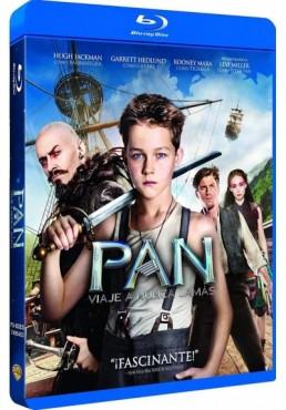 Pan: Viaje A Nunca Jamas (Blu-Ray)