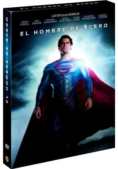 El Hombre De Acero (Ed. Comic) (Man Of Steel)