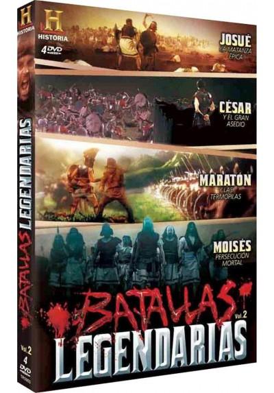 Batallas Legendarias Vol.2