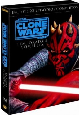 Star Wars: The Clone Wars - 4ª Temporada