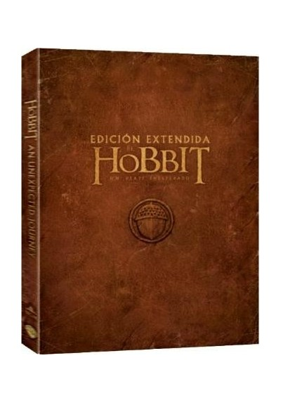 El Hobbit: Un Viaje Inesperado (Ed. Extendida) (The Hobbit: An Unexpected Journey)