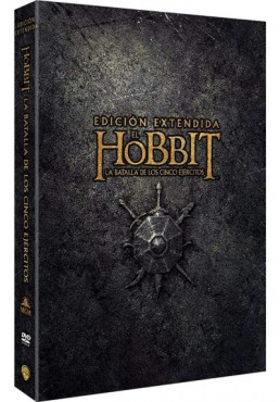El Hobbit: La Batalla De Los Cinco Ejércitos (Ed. Extendida) (The Hobbit: The Battle Of The Five Armies)