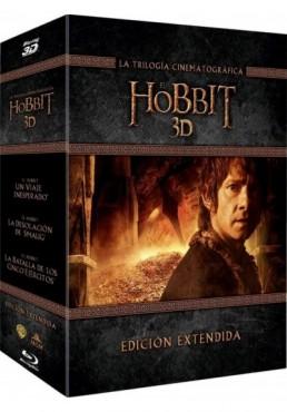 Trilogia El Hobbit (Blu-Ray 3d) (Ed. Extendida)