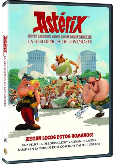 Asterix: La Residencia De Los Dioses (Asterix: Le Domaine Des Dieux)