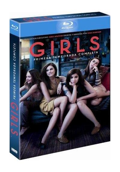 Girls - 1ª Temporada (Blu-Ray)