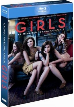 Girls - 1ª Temporada (Blu-Ray)