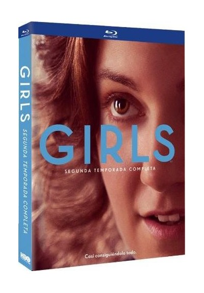Girls - 2ª Temporada (Blu-Ray)