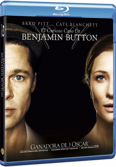 El Curioso Caso De Benjamin Button (Blu-Ray) (The Curious Case Of Benjamin Button)
