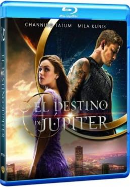 El Destino De Jupiter (Blu-Ray) (Jupiter Ascending)
