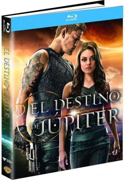 El Destino De Jupiter (Blu-Ray) (Ed. Libro) (Jupiter Ascending)