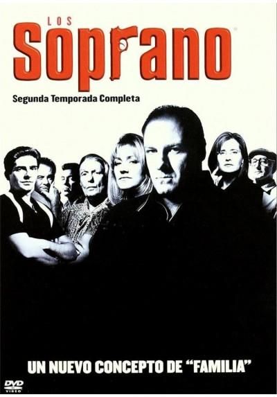 Los Soprano 2 ª Temporada (The Sopranos)