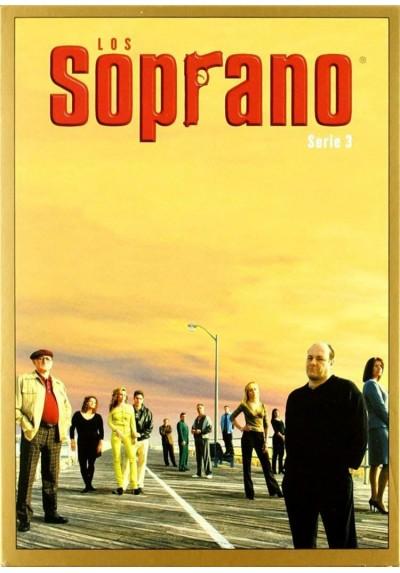Los Soprano 3ª Temporada (The Sopranos)