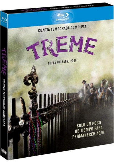 Treme - 4ª Temporada (Blu-Ray)