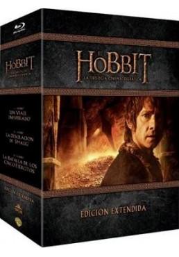 Trilogia El Hobbit (Blu-Ray) (Ed. Extendida)