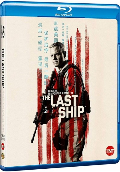 The Last Ship - 3ª Temporada (Blu-Ray)