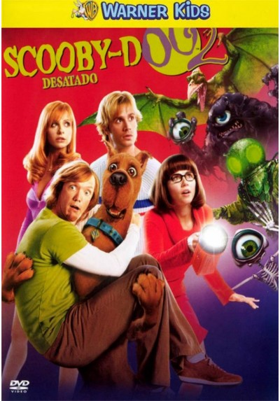 Scooby-Doo 2: Desatado (Scooby-Doo 2: Monsters Unleashed)