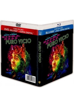 Puro Vicio (Blu-Ray + Dvd + Copia Digital) (Inherent Vice)