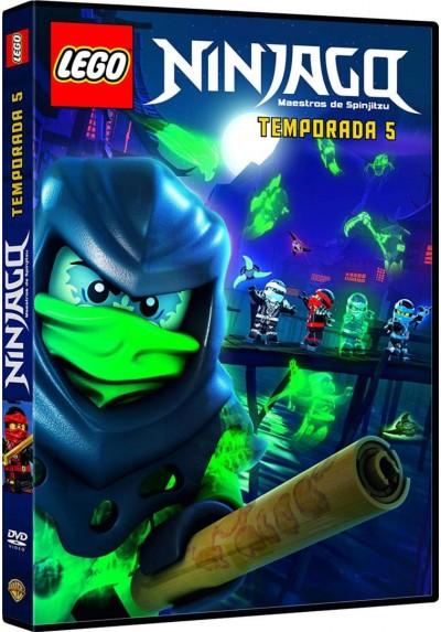 LEGO Ninjago: Maestros Del Spinjitzu - Temporada 5