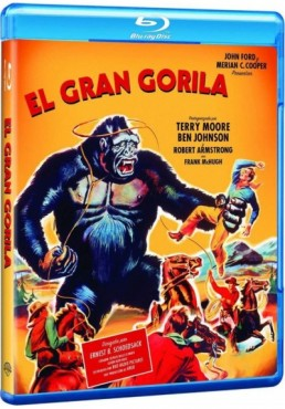 El Gran Gorila (Blu-Ray) (Mighty Joe Young)